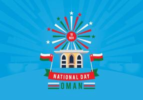 Sultanat av Oman National Day