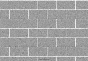Vector sfondo di mattoni di cemento