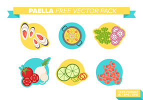Paella Free Vector Pack