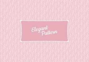 Vector elegante patrón