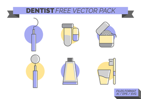 Dentista Free Vector Pack