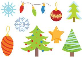 Free Fun Christmas Vectors