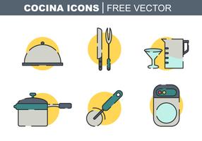 Cocina Vector Libre
