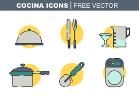 Cozinha Free Vector