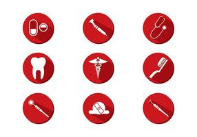 Dentista Icon Free Vector