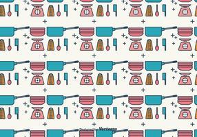 Cocina Vector Pattern