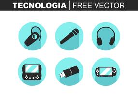 Tecnologia de vectores libres
