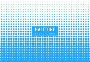 Gratuit Fond Vecteur Halftone