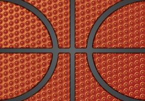 Basketbal Texture Vector