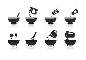 Mixing Bowl Vector