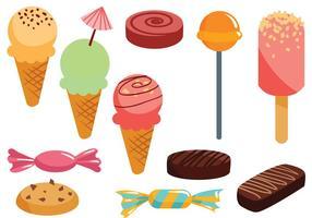 Sweets gratuit Vecteurs