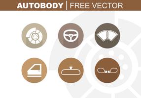 Autobody Gratis Vector