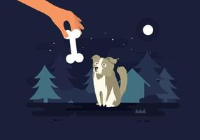 Gratis Border Collie Illustration