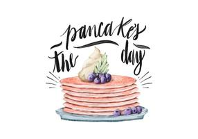 Pancake-s-day-illustration