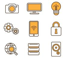 Free Technology Icons