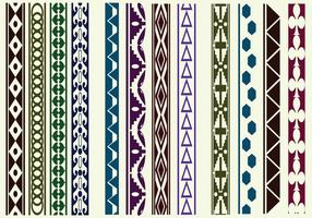 Decorative Borders Set vector