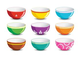 Kind of Bowl vector