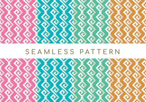 Soft Geometric Greek Pattern