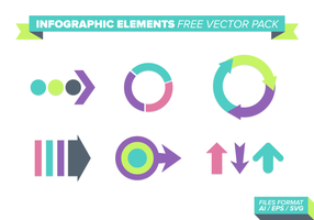 Infographic Elements Free Vector Pack