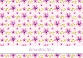 Cute-free-vector-floral-pattern