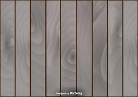 Vector Natural Wooden Background