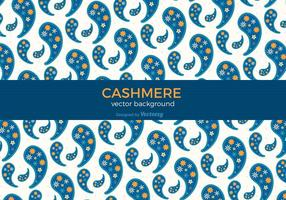 Colorful Cashmere Vector Background