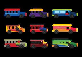 Jeepney Vector
