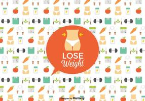 Slimming-vector-background