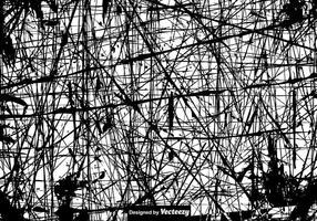 Grunge Textuur Achtergrond - Vector Sjabloon