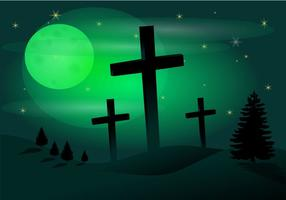 Free Holy Week Vector Illustration