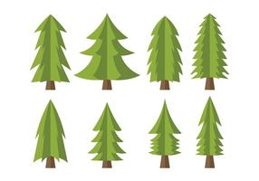 Sapin Ícone Vector Pack