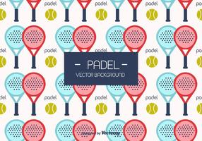 Background Padel Vector