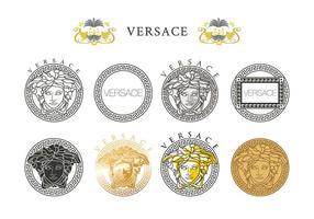 Vector libre de Versace