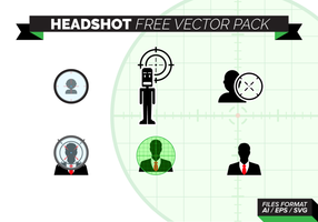 Headshot Free Vector Pack
