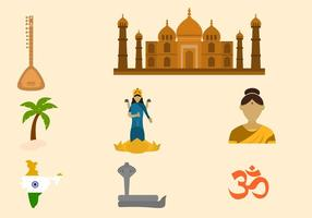 Gratis India Vector Collection