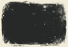 Vektor Grunge ram Bakgrund