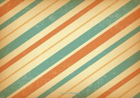 Old Grunge Stripes Background
