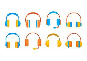 Gratis Head Phone Vector Icons Vectpr