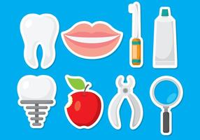 Fun Dentista Pictogrammen