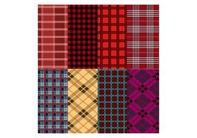 Free Flannel Pattern Vector