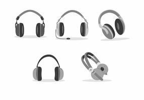 Headphone Vector Useful