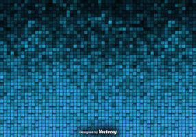 Tiled Background Vector Blue Tiles