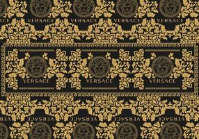 Versace Background 2 Vector