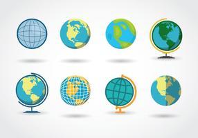 Vector livre Globus