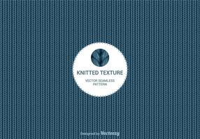 Free Knitted Wool Vector Background