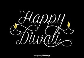 Free-happy-diwali-vector-lettering