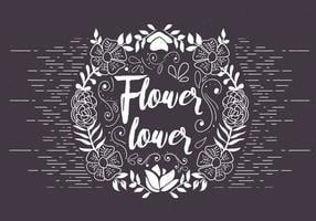 Free Vector Blumenillustrationen