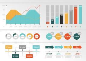 Livre Infográfico Elements Vector