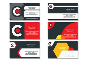 Business card template free vector art 32230 free downloads business card accmission Images