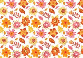 Gratis Flower Pattern Vectoren